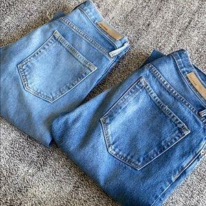 GRLFRND Jean bundle
